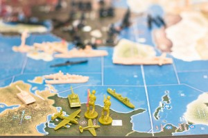 Axis & Allies board game djensen47 via Flickr