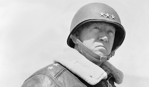George S. Patton (Library of Congress)