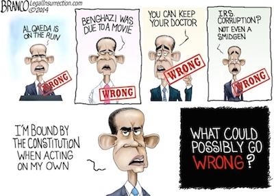 Page by Antonio Branco - Obama Constitutional Crisis