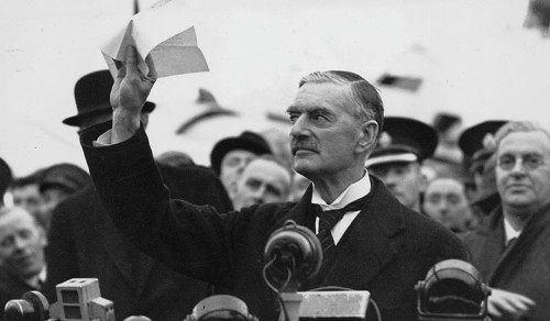 Neville Chamberlain (Central Press/Hulton Archive/Getty)